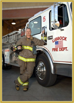 Jake Jenkins - Lubbock Professional Firefighters